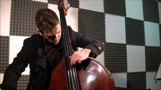 Greensleeves for guitar & double bass