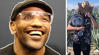 Yoel Romero on Bar Fight with Jorge Masvidal, NEVER Missing Weight, and $27 Million Lawsuit