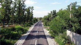 У 2018-му в Обухівці Дніпропетровська облдержадміністрація ремонтує п'ять провідних вулиць