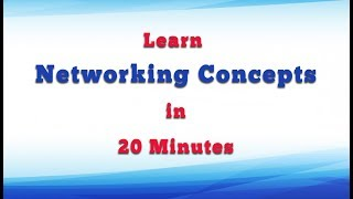 Learn Networking Concepts