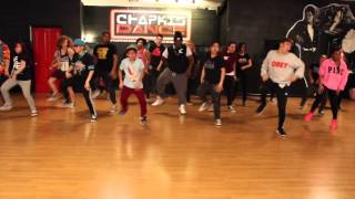 "Tony Tzar | Chapkis Dance | Master Class | ""Throwback"" - B.O.B. feat. Chris Brown"