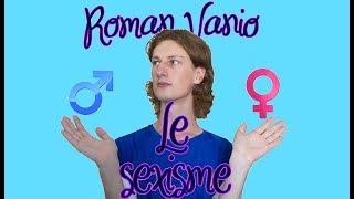 SEXISM TOWARDS MEN (ENGLISH subtitles) - Roman Vanio