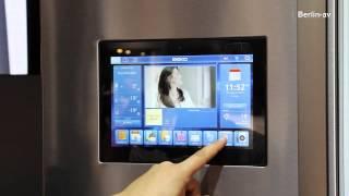 IFA 2012 - Kühlschrank mit Internet - My refrigerator has internet!