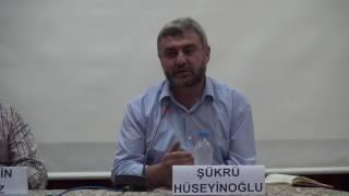 AKSARAY 'İSLÂM'I KAYNAĞINDAN ÖĞRENMEK' KONFERANSI - ŞÜKRÜ HÜSEYİNOĞLU