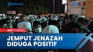 Ratusan Warga Datangi RSUD Mataram Jemput Jenazah Pasien Diduga Covid 19, Polisi Sebut Salah Paham
