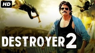 DESTROYER 2 (2019) New Released Full Hindi Dubbed Movie | Nagarjuna Movies In Hindi Dubbed