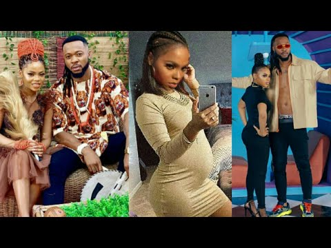 Chidinma Ekile's Pregnant and Married to Flavor?