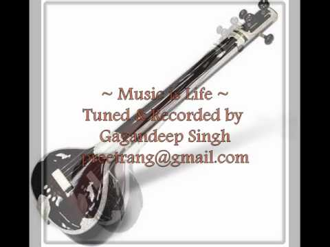 Tanpura Drone G# (4th Black) Manually Recorded - Meditation Mp3