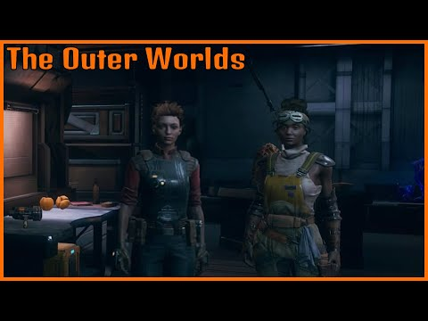 The Outer Worlds/Many Talk/Ep. 8