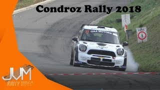 Condroz Rally 2018  [Mistakes + Max Attack]