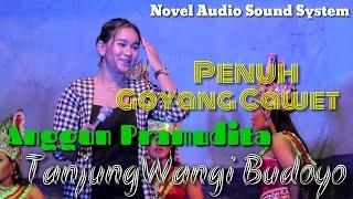 Anggun Pramudita 3 Lagu Ft TWB Live Tampo