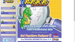 download pepakura viewer 3 full