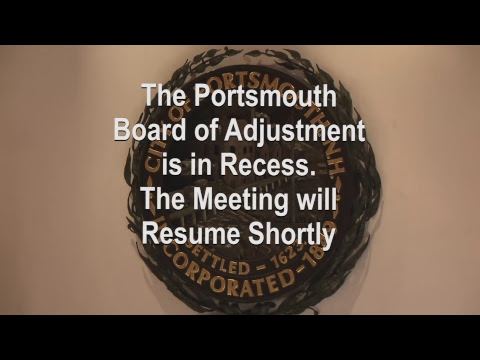 Board of Adjustment 3.26.2019