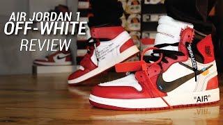 OFF WHITE AIR JORDAN 1 REVIEW