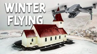 How to Fly Drones in the Winter | Safety Hints + Camera Settings ❄️