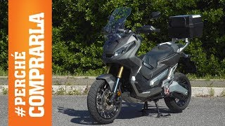 Honda X-ADV | Perché comprarla... E perché no - Video Test