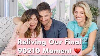 REACTING TO 90210 SERIES FINALE W/ Matt Lanter & Annalynne Mccord | Shenae Grimes Beech