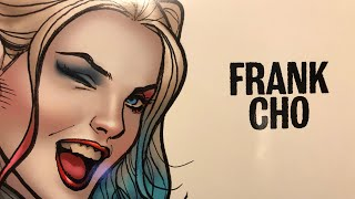 Spotlight On The DC Comics Frank Cho Poster Portfolio