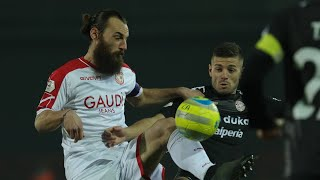 Carpi-Sudtirol 1-1, highlights