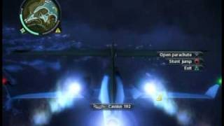 Plane Crash Survival - Just Cause 2