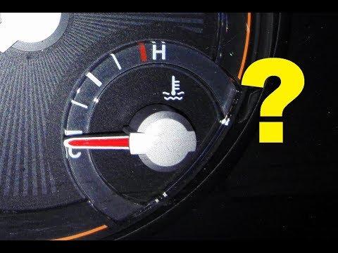Temperatura del Motor. En dónde tiene que estar la aguja del medidor?