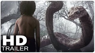 The Jungle Book Trailer 2016 Disney