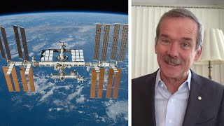 video: Watch: Chris Hadfield explains how astronauts cope with self-isolation