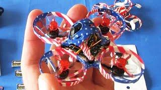 US65 Pro Micro FPV Whoop Racer Indoor Flight Test Review