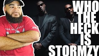 American Reacts To   STORMZY   VOSSI BOP
