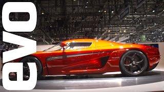 Koenigsegg Regera. The facts, the figures, the incredible hypercar | evo MOTOR SHOWS