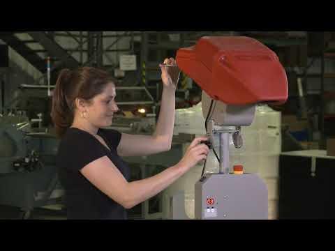 FasFil Jet Paper Void Fill Machine