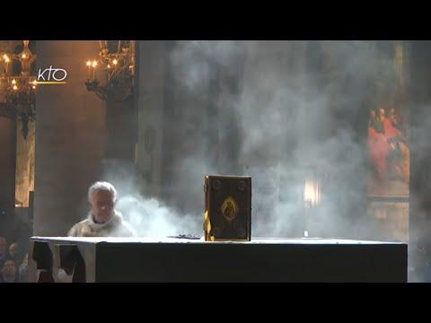 Messe du 25 novembre 2018