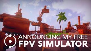 Announcing My Free FPV Simulator!