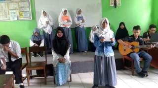 Musikalisasi Puisi Sajak Selamat Jalan By X AK 42 Vhs