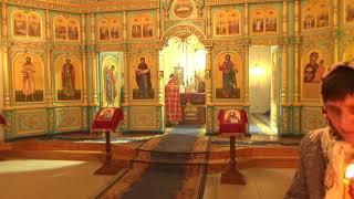 Пасхальная служба в храме 5