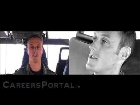 Oisin McGrath - Defence Forces