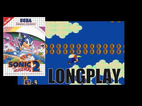 Sonic the Hedgehog - Master System Wii