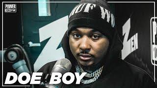Doe Boy on Signing To Future's Freebandz & Not Listening To J. Cole/Conscious Music