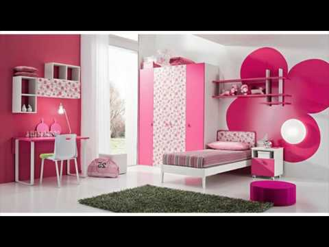Pink Wall Color Home Design Ideas