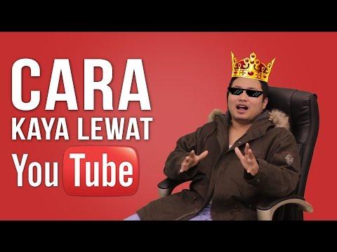 Video Cara Jadi Kaya Lewat YouTube - #Boss Look-Man