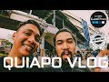 QUIAPO VLOG   STREET FOODS   CELLPHONE REPAIR   STREETS OF MANILA