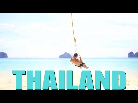 HOW TO TRAVEL THAILAND