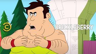 Brickleberry - The Ranger Games