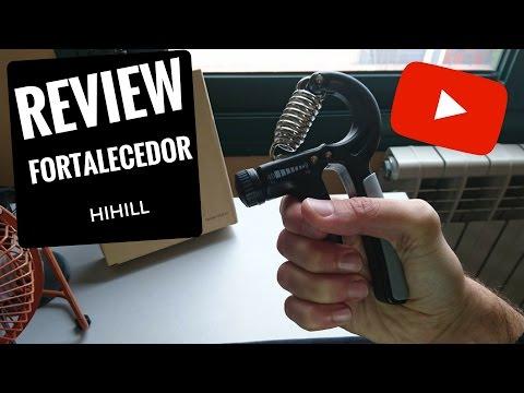 Review HiHiLL Fortalecedor de Agarre de Mano, Hand Grips