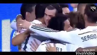 😆Ronaldo Marcelo friendship  video....😆😍oru chunk kootkett😘😍