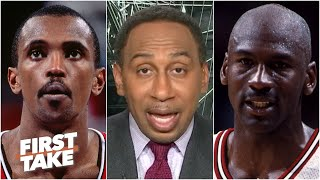 Stephen A. reacts to Craig Hodges criticizing Michael Jordan for 'Last Dance' comments | First Take