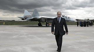 Путин   Кто нас обидит, тот трех дней не проживет