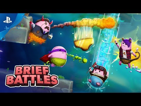 Brief Battles - Launch Trailer | PS4 thumbnail