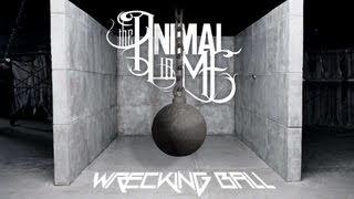 """Miley Cyrus - """"Wrecking Ball"""" (Cover By The Animal In Me)"""