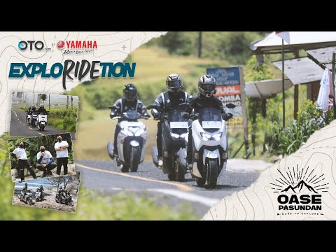 Oase Pasundan (Episode 2) | Touring MAXI Yamaha | OTO x Yamaha Indonesia